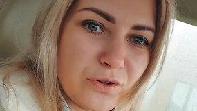 """Respublikinės Kauno ligoninės """"Krikščioniškųjų gimdymo namų"""" akušerė Marija Mizgaitienė: apie darbą karantino metu"""