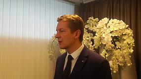 A.Vaitkus nusprendė kandidatuoti į Klaipėdos merus