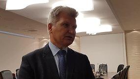 """Klasco"" vadovas V.Kaunas: nuostoliai siekia pusę milijono"