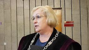 Teisėja D.Kursevičienė: suklastojus duomenis apmokėta už didesnį iškasto grunto kiekį