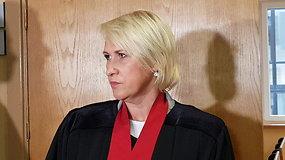 Prokurorė Rita Ušinskienė: norima užkirsti kelią nusikaltimams