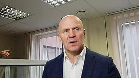 Advokatas G.Černiauskas: prašysime perkvalifikuoti bylą