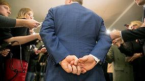 R.Karbauskis: mes tikrai nieko nebedarysime daugiau