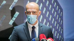 Pradedamas tyrimas dėl korupcinių nusikalstamų veikų, tarp sulaikytųjų – prokurorai