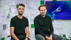 """""""Sinstation"""" pristato ilgai lauktą albumą: apie muziką – su žiupsneliu humoro"""