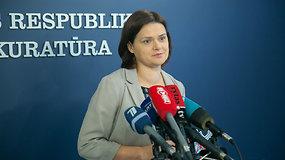 Generalinė prokuratūra apie atliktas kratas: kol kas įtariamųjų skaičiaus atskleisti negalime
