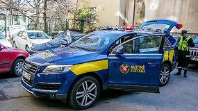 "Muitininkai kontrabandininkus gaudys konfiskuotu ""Audi Q7"""