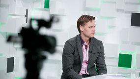 E.Jankauskas – apie rinktinę, atsakomybę ir vaidmenį T.Sinickio klipe