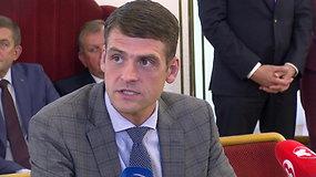 R.Žemaitaitis: Į krašto apsaugos ministrus bus siūlomas Seimo narys