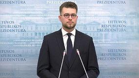"""Lukas Savickas: """"Jei būčiau paskirtas ministru, papildomą dėmesį skirčiau žaliosios ekonomikos skatinimui"""""""