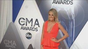 Kantri muzikos asociacijos (CMA) apdovanojimai: raudonojo kilimo svečiai