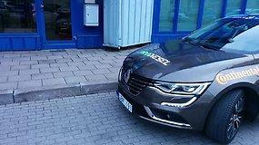 """Renault Talisman"" apžvalga"