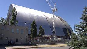 """Projektas """"Novarka"""" – Černobylio sarkofago ateitis ir likvidavimo pabaiga"""