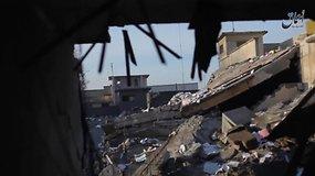 """Irake aviacijos smūgis sunaikino """"Islamo valstybės"""" grynųjų pinigų saugyklą"""