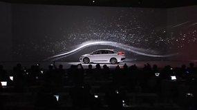 """Seule pristatytas naujas hibridinis automobilis """"Hyundai IONIQ"""""""