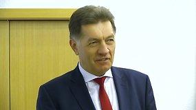 """Algirdas Butkevičius: """"Mokslo ir švietimo sistemoje laukia didelė reforma"""""""