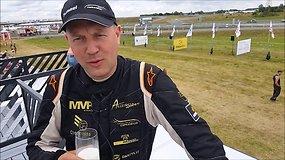 """Pieno iššūkis """"Eneos 1006 km"""" lenktynėse: ką apie tai galvoja lenktynininkai"""