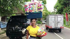 Skani kelionė po Indoneziją: maistas kavinėse, turguje ir čia pat gatvėje