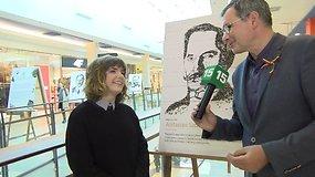 """Projektas """"Signatarai"""" – svarbiausi Nepriklausomybės akto herojai persikėlė į parodą"""