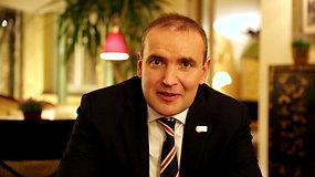 Islandijos prezidentas pasveikino Lietuvą su atkurtos valstybės 100 metų jubiliejumi
