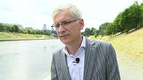 Atsinaujinančios energetikos verslo interesus Seime atstovaujantis M.Nagevičius nėra registruotas lobistas