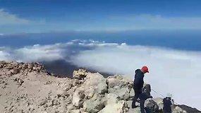 Išvyka į Teidės nacionalinė parką