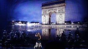 Amerikos muzikos apdovanojimai, Celine Dion pagerbė išpuolio Paryžiuje aukas