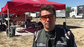 Antrąją FIA pasaulio taurės etapo dieną Antanas Juknevičius aplenkė katarietį