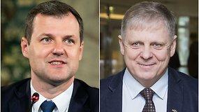 Viename karščiausių Seimo rinkimų taškų Utenoje perskaičiuojami balsai: Paluckas ar Pupinis?