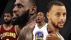 """""""Atsarginiai"""": NBA finalas ir išskirtiniai Šarūno Marčiulionio pasakojimai bei prisipažinimas"""