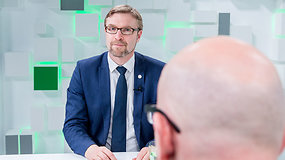 Ministras Linas Kukuraitis kviečia visuomenę ugdyti savyje nepakantumą vaiko teisų pažeidimams