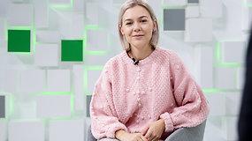 Monika Linkytė apie naująjį albumą ir netrukus kartu su vaizdo klipu išvysiantį naują kūrinį