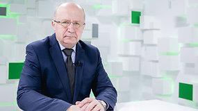 """Pokalbis su A.Kubiliumi apie pirmininkavimą """"Euronest"""", Rytų partnerystę ir Lietuvos ateitį"""