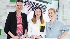 Moterys IT srityje: sunkus ar lengvas jų kelias srityje, kuri stereotipiškai vis dar priskiriama vyrams?