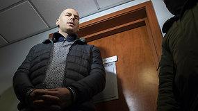 Donato Karaluko komentaras prieš teismo posėdį