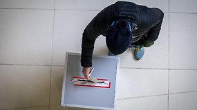 Policija: per rinkimus sulaukta virš 200 pranešimų dėl galimų pažeidimų, pradėti 9 ikiteisminiai tyrimai
