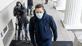 Prezidentas D.Kreivio darbus vertina pozityviai, tačiau klausimų dėl interesų kandidatas į ministrus neišvengė