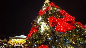 Iš kur atsirado tradicija per Kalėdas puošti eglutes?