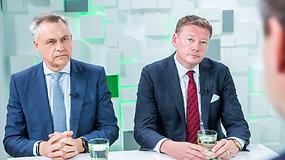 """Pramonininkų konfederacijos vadovai apie """"MG Baltic"""" veiksmus: ne visas verslas Lietuvoje turi tokį santykį su politikais"""