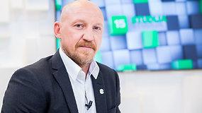 A.Skarbalius: apie Europos lygos burtus, lietuviškų komandų viltis ir VAR kontroversiją