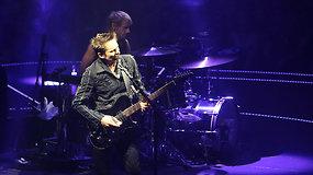 """Kauno areną drebino britų roko žvaigždės """"Muse"""""""