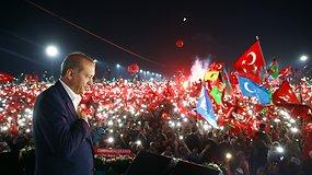 Ką pakeis referendumas Turkijoje?