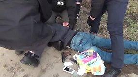 Sulaikytas vienas Sankt Peterburgo teroro akto organizatorių