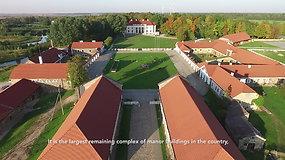 Pakruojo dvaras – 2017 metų patraukliausia Lietuvos kultūrinio turizmo vietovė