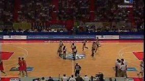 Finalo rungtynės 2003 metais