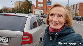Uteniškiai ir juokiasi, ir stebisi dėl rinkimų rezultatų, bet savo kandidatą ir toliau palaiko įnirtingai