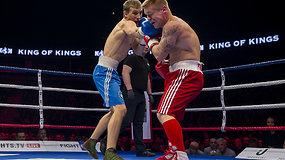 """""""KOK Classic 3/Dream Boxing"""" turnyre žiūrovai išvys kvapą gniaužiančias dvikovas ir pajėgausius kovotojus"""