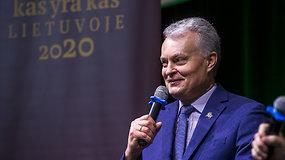 """""""Vilniaus Knygų mugė"""" – ką savo malonumui skaito Prezidentas?"""