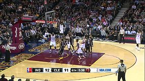 "NBA: ""Cleveland Cavaliers"" – ""Indiana Pacers"""