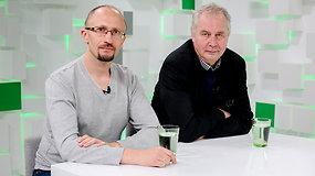 Alvydas Nikžentaitis ir Piotras Rudkouski apie Lietuvą ir Baltarusiją: mus daug kas sieja
